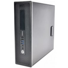 HP EliteDesk 800 G1 SFF Intel Core i5-4670 (6M Cache, up to 3.80 GHz) 4 озу /500