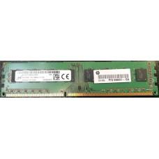 Micron 8GB PC3-12800 Оперативна пам'ять DDR3
