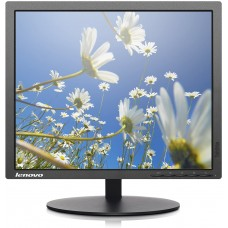 Lenovo Thinkvision T1714pa 17 Led 1280 X 1024 16,7 мільйонів кольорів Dvi - Vga - Displaypor