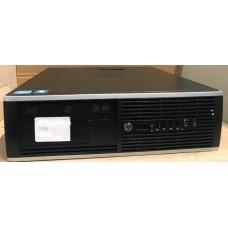 HP 8200 Elite SFF i3-2100-3-10GHz-4GB-RAM---без HDD