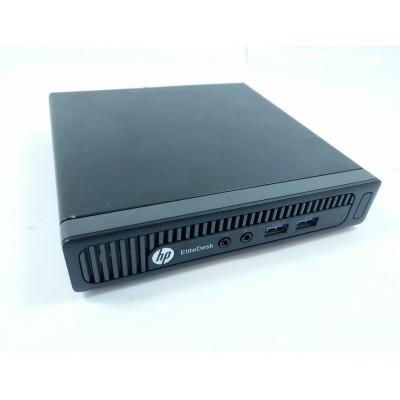 HP EliteDesk 705 G1 Mini PC AMD A8 Pro-7600B R7 3.10GHz 8GB RAM 128GB SSD