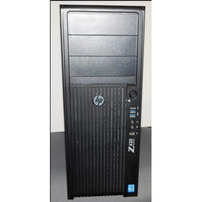 Робочу станцію HP Z420 Xeon E5-1603 2.80Ghz 16 GB Ram Quadro 4000